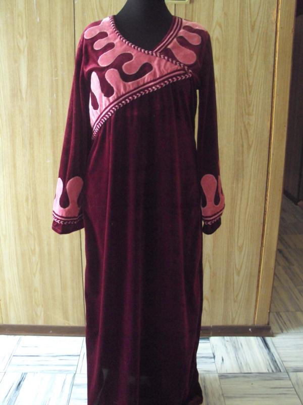Robe d interieur hiver